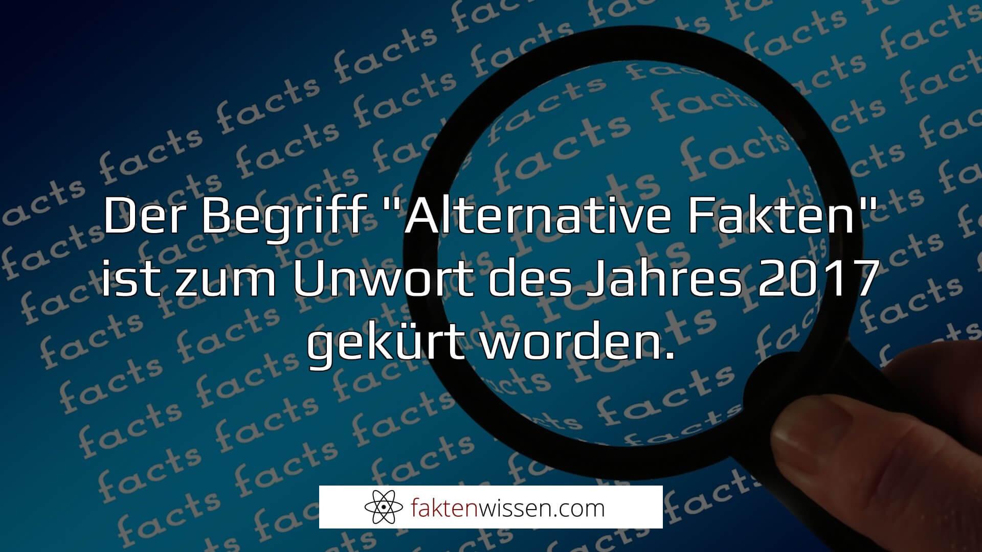 Faktenwissen